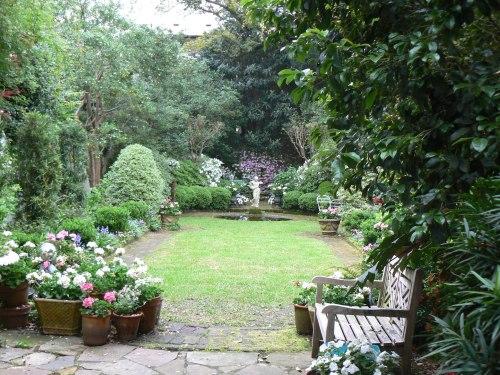 Charleston Garden Tour Recreating Eden Landscape Blog