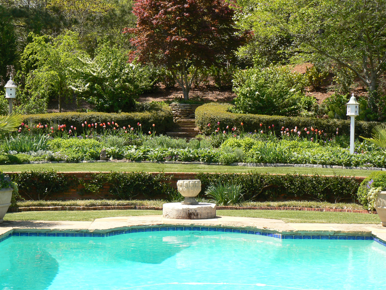 Pool liner recreating eden landscape blog for Garden pool lining