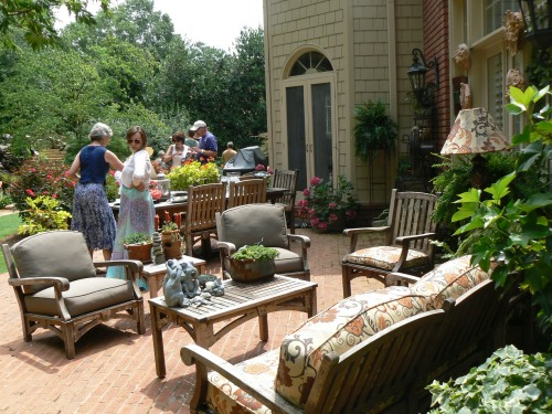 Garden rooms recreating eden landscape blog for Garden rooms finance
