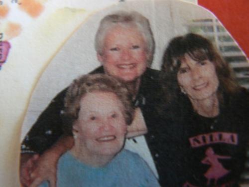 Margaret, Gloria, Phyllis